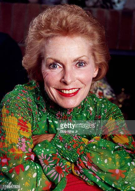 File photo of Janet Leigh taken at her home in Los Angeles Calif 10/4/84