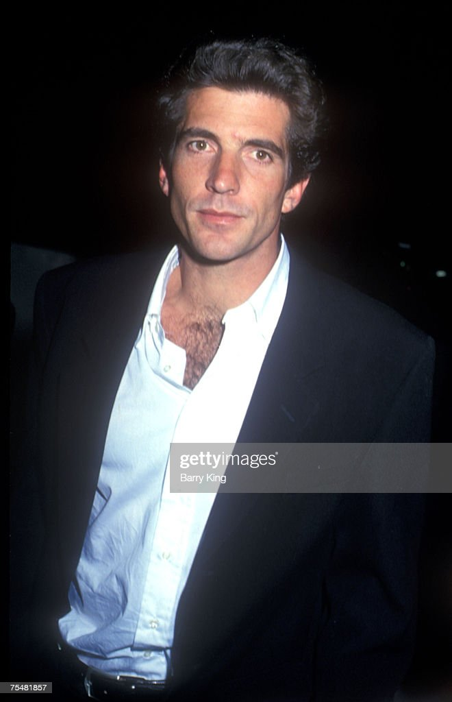 1993 file photo of John F. Kennedy Jr. at the Various Venues in Los Angeles, California