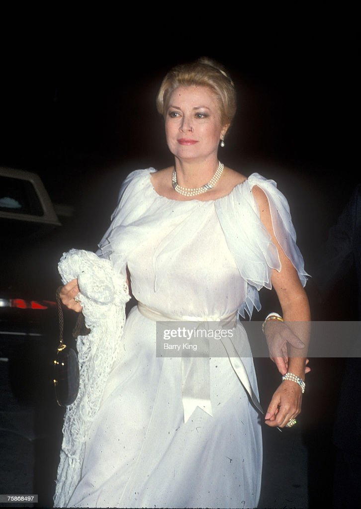 Princess Grace of Monaco - File Photos Photos and Images | Getty Images