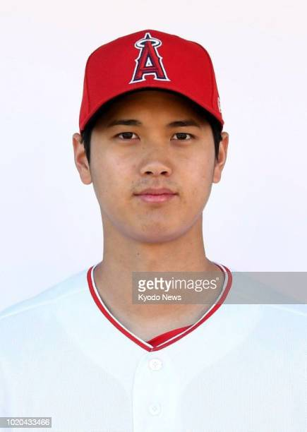 File photo shows Shohei Ohtani of the Los Angeles Angels ==Kyodo