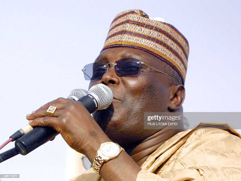 Image result for Atiku group takes presidential campaign to Spain
