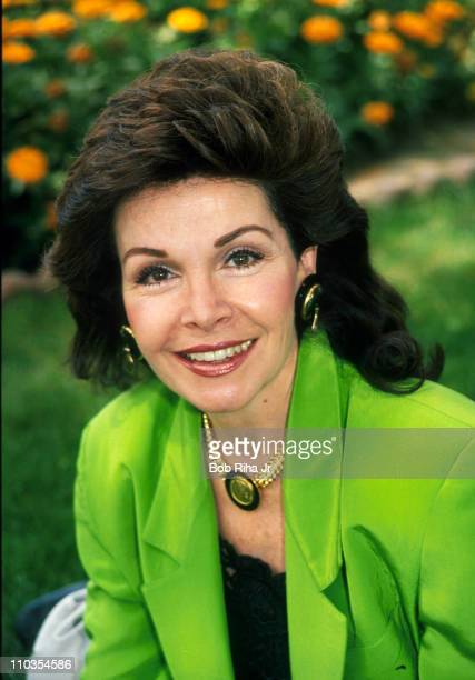 File photo taken 4/10/90 of Annette Funicello at her home in Los Angeles California