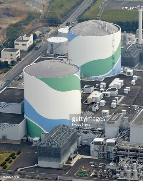 File photo taken in August 2016 shows Kyushu Electric Power Co's Sendai nuclear power plant in the southwestern Japan prefecture of Kagoshima ==Kyodo