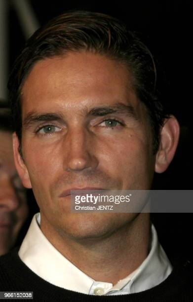 File Photos Hollywood James Caviezel attends the World Premiere of 'Ray' held at the ArcLight Cinemas in Hollywood California United States Christian...