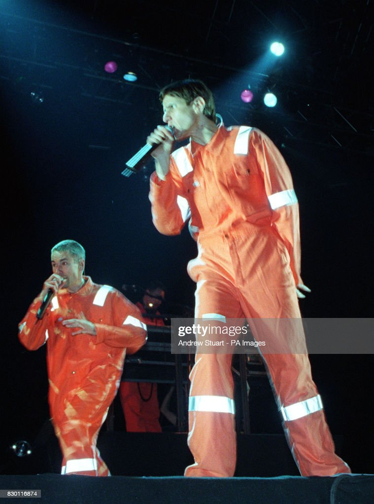 SHOWBIZ Beastie Boys : News Photo