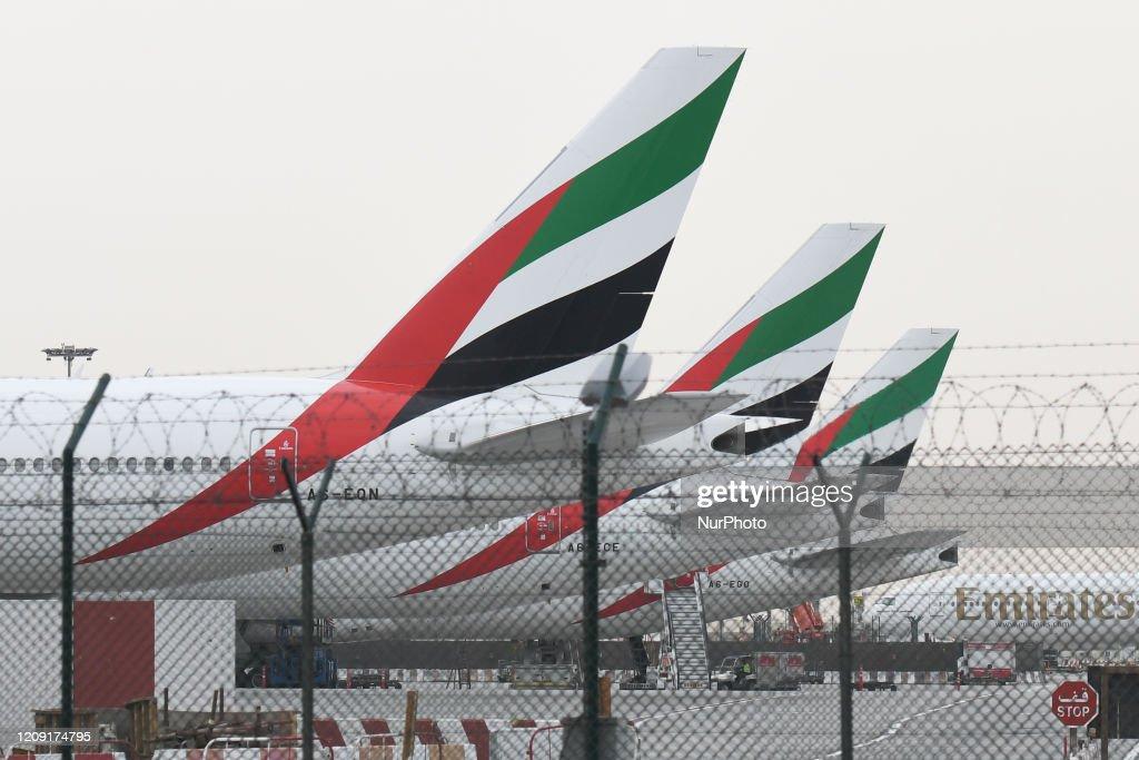 Emirates Will Repatriate Home UAE Citizens For Free : Nieuwsfoto's