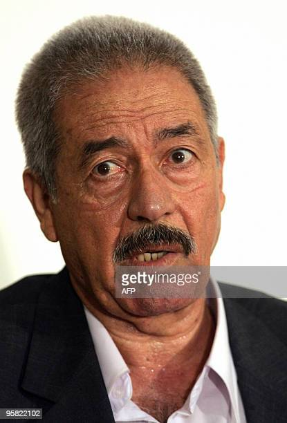 File pool picture dated 01 July 2004 shows Ali Hassan alMajid former Iraqi presidential advisor and member of the regional Central Command during the...
