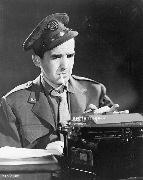 Filed 1951Edward R Murrow will report the war news from Korea for the Columbia Broadcasting System While Mr Murrow is overseas his colleague Larry...