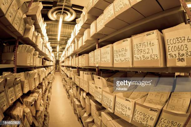 files in a archive