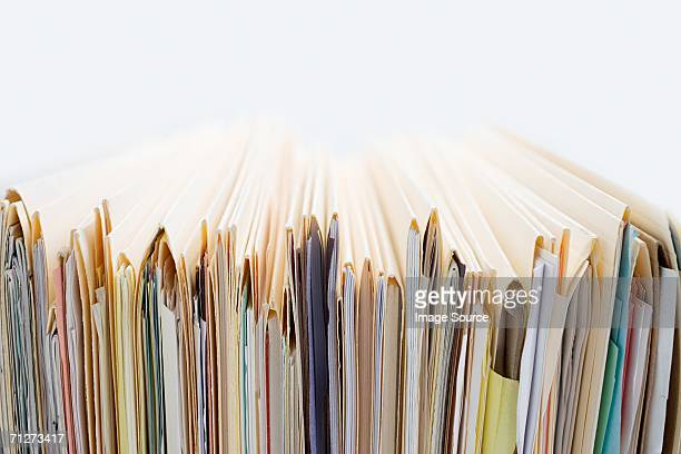 files of paperwork - bureaucracy stock pictures, royalty-free photos & images
