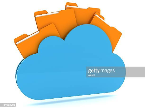 Files on cloud computing