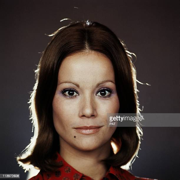 Files Pictures of French Actress Claudine Auger In France In 1966 Files pictures of French actress Claudine Auger 1966