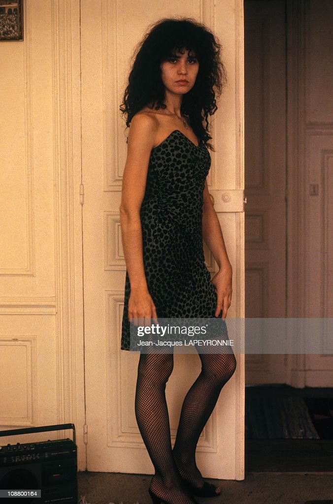 Files Pictures of French Actress Maria Schneider : News Photo
