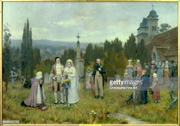 Filial piety 1849 Outin Pierre Museum Arts Center Fecamp France