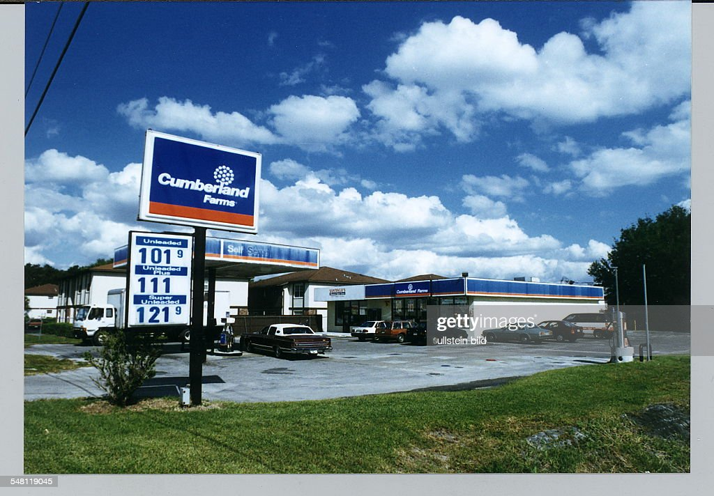 Tankstellen USA : Foto jornalística