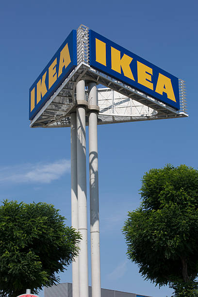 Ikea Cologne Logo Pictures Getty Images