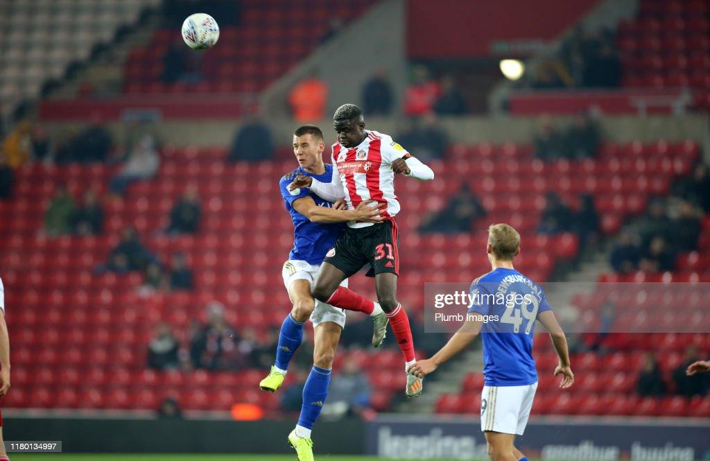 Sunderland v Leicester City U21: Leasing.com Cup : News Photo