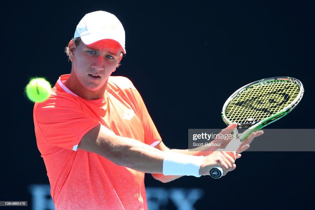 2019 Australian Open - Day 6 : News Photo