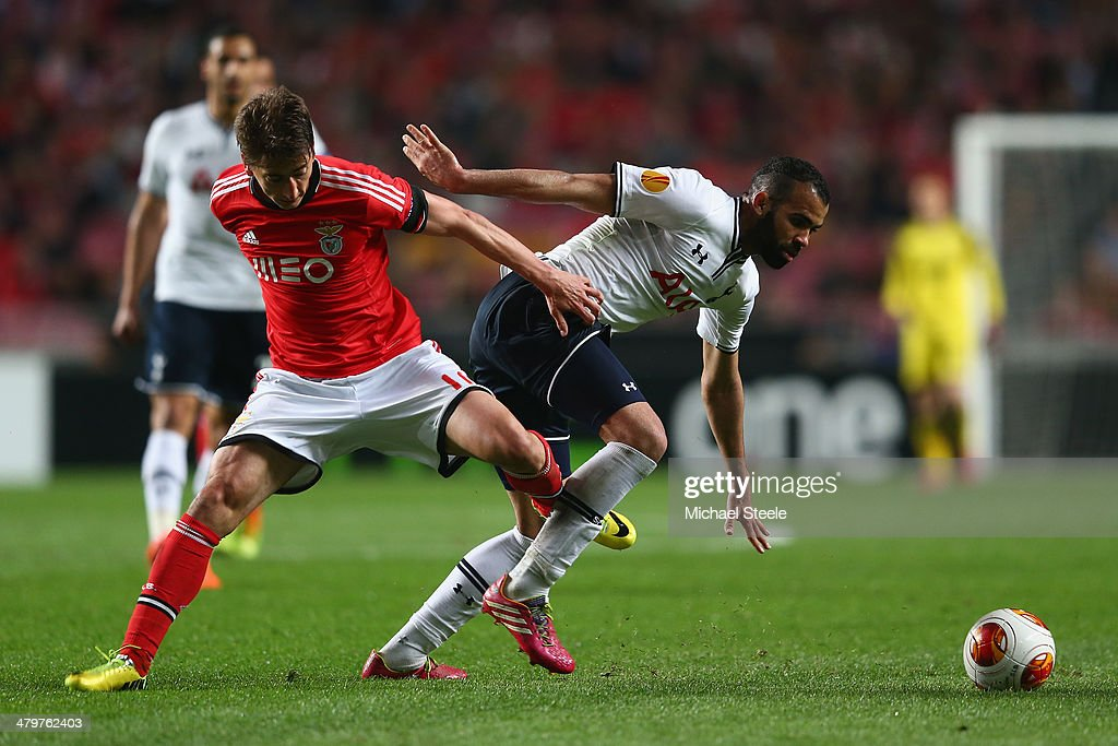 SL Benfica v Tottenham Hotspur FC - UEFA Europa League Round of 16 : News Photo