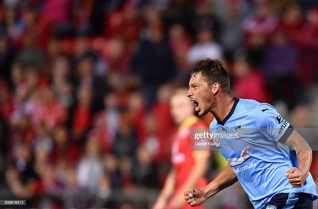 A-League Rd 10 - Adelaide v Sydney