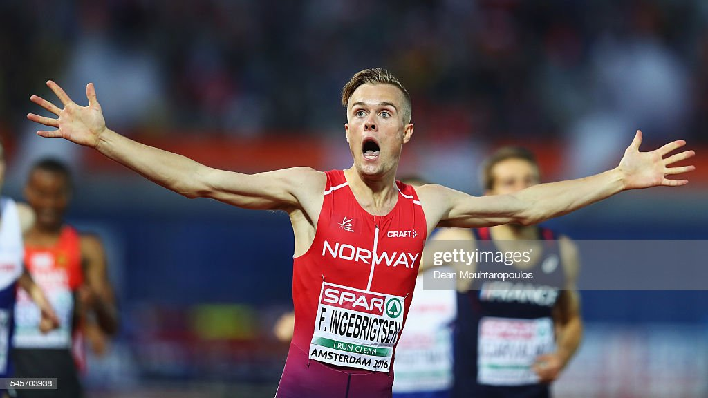 23rd European Athletics Championships - Day Four : News Photo