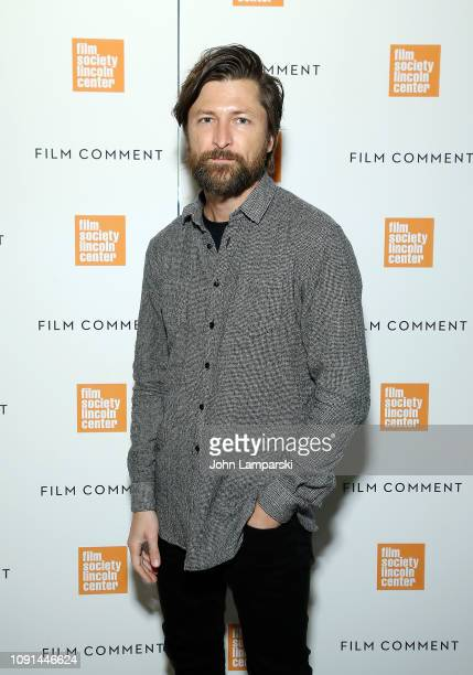 Filip Jan Rymsza attends Film Society of Lincoln Center Film Comment Annual Luncheon at Lincoln Ristorante on January 08 2019 in New York City