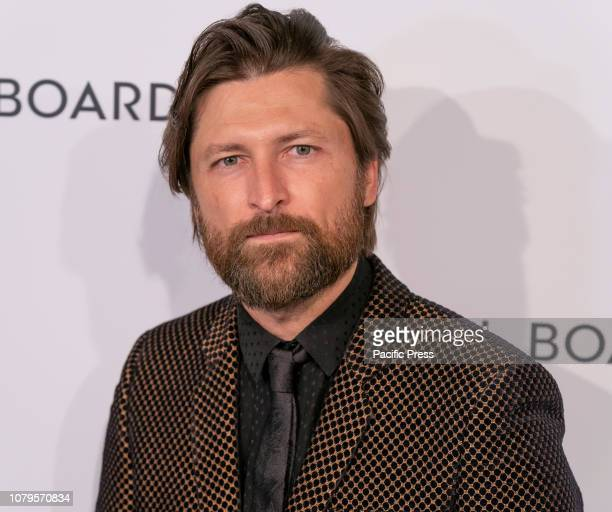 Filip Jan Rymsza attends National Board of Review 2019 Gala at Cipriani 42nd street.