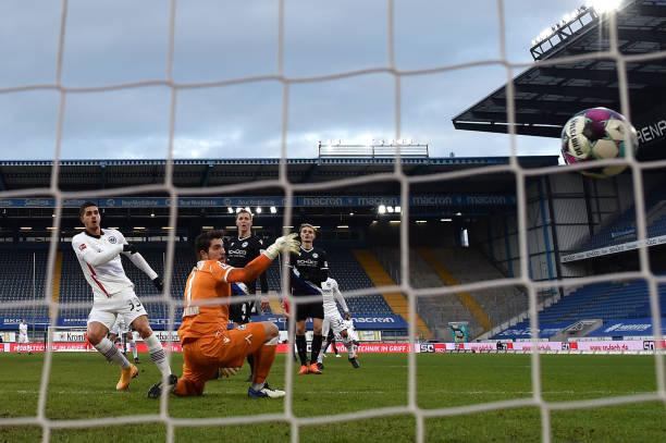 DEU: DSC Arminia Bielefeld v Eintracht Frankfurt - Bundesliga