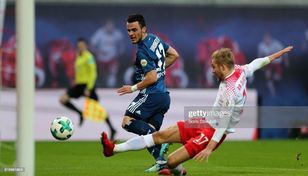 RB Leipzig v Hamburger SV - Bundesliga