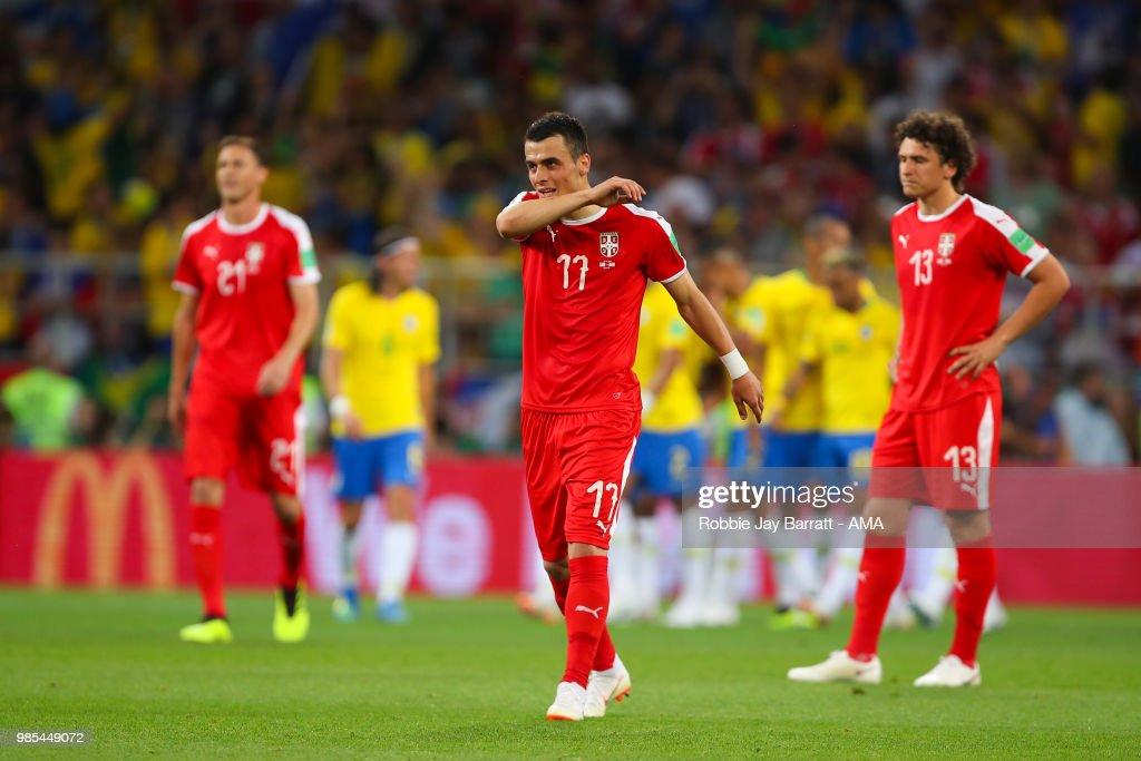 Serbia v Brazil: Group E - 2018 FIFA World Cup Russia