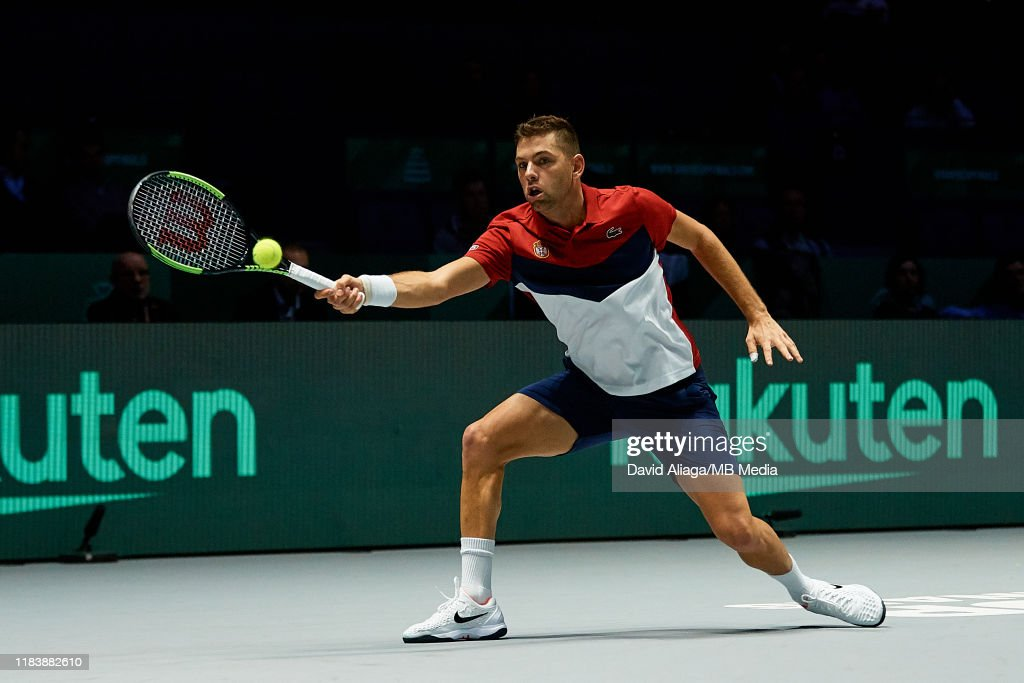 2019 Davis Cup - Day Five : News Photo