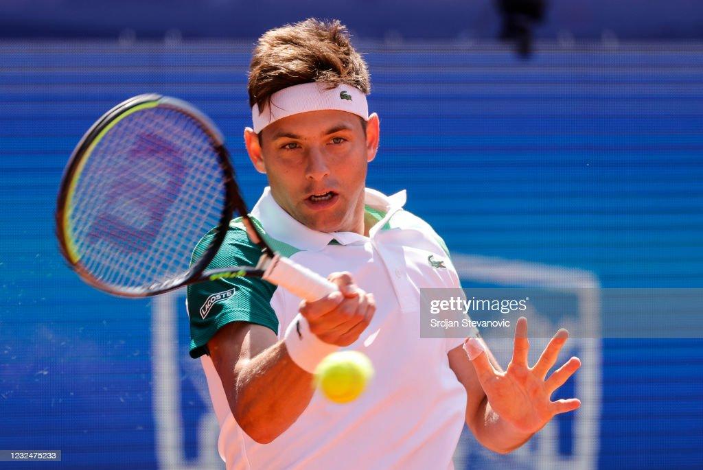 Serbia Open - ATP 250 Tournament : News Photo