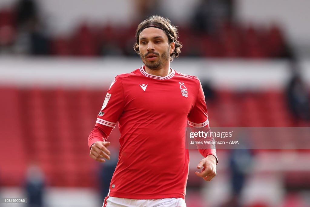 Nottingham Forest v Reading - Sky Bet Championship : News Photo