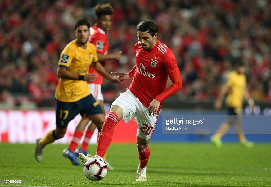 SL Benfica v SC Braga - Liga NOS : News Photo