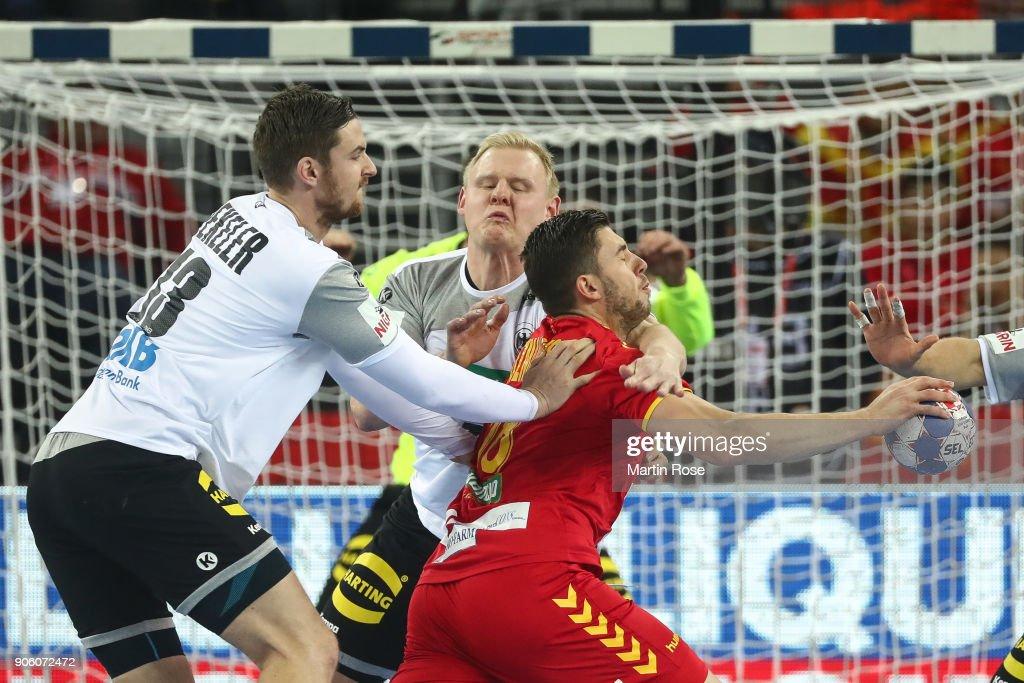 Germany v FYR Macedonia - EHF Euro Croatia 2018