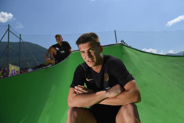 FC Internazionale Pre-Season Training Camp