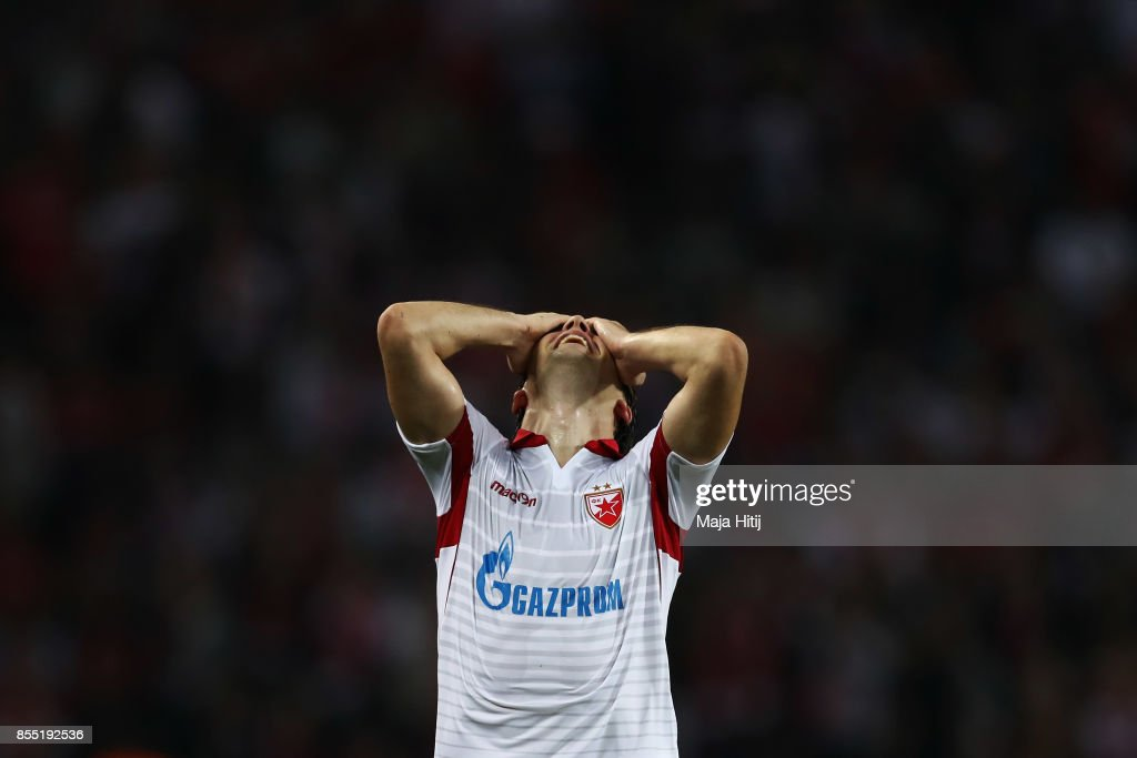 1. FC Koeln v Crvena Zvezda - UEFA Europa League