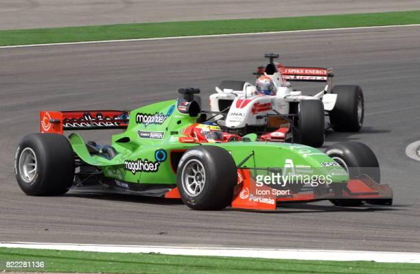 Filipe ALBUQUERQUE Grand Prix A1GP d'Algarve Portugal
