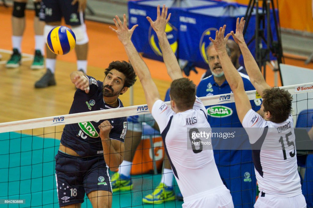 Skra Belchatow v Sada Cruzeiro - FIVB Volleyball Men's World Championship