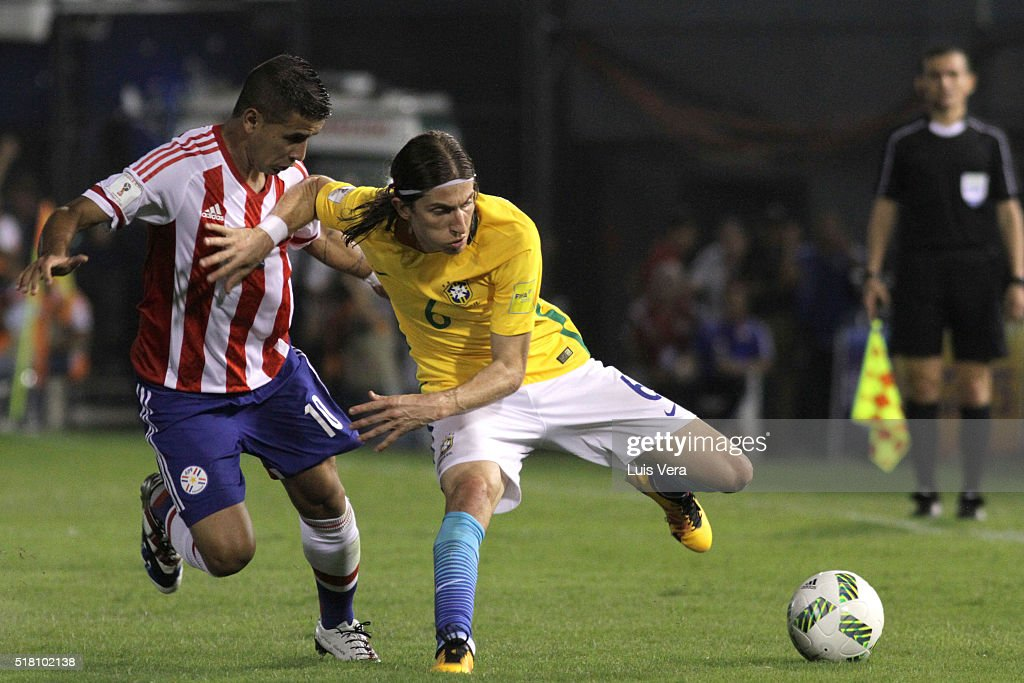 Paraguay v Brazil - FIFA 2018 World Cup Qualifiers