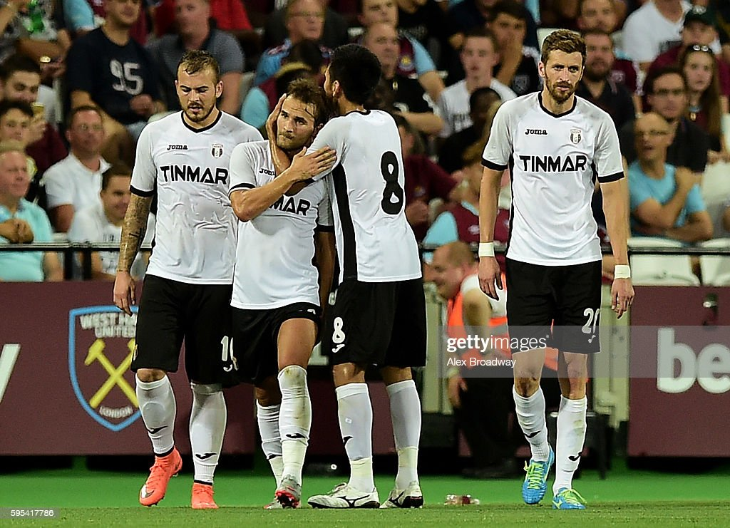 West Ham United v FC Astra Giurgiu - UEFA Europa League : News Photo