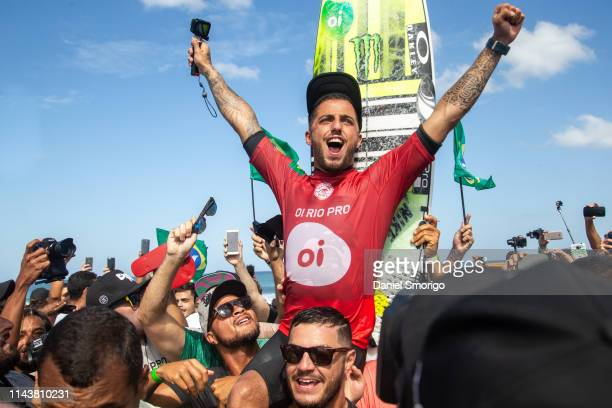 Filipe Toledo is the 2018 Oi Rio Pro Champion. After an astonishing event where he earned both single and combined highest scores of the event,...