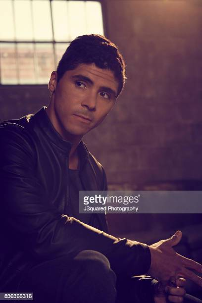 Filipe Valle Costa is photographed for Self Assignment on May 17 2017 in Los Angeles California