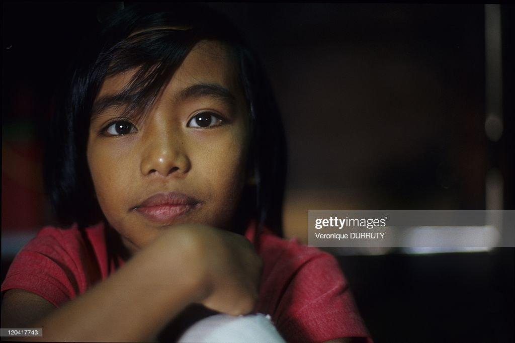 Teenager in Philippinen
