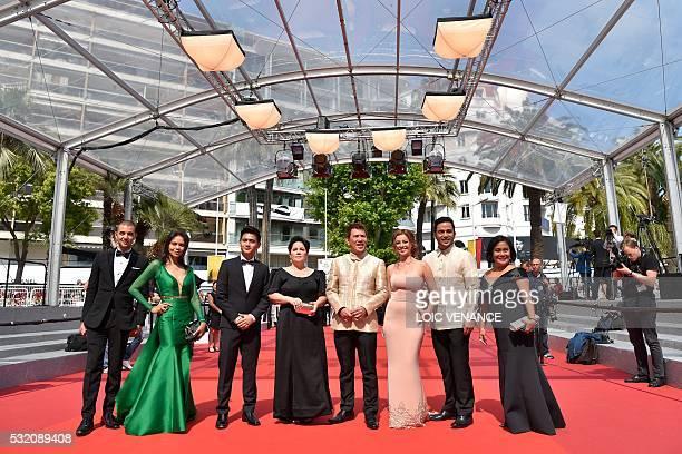 Filipino actor John Paul Duray Filipino actress Maria Isabel Lopez Filipino actor Jomari Angeles Filipino actress Jaclyn Jose Filipino director...