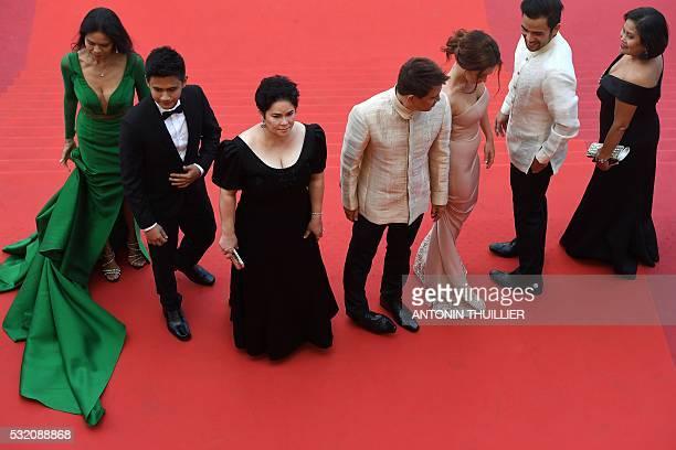 Filipino actress Maria Isabel Lopez Filipino actor Jomari Angeles Filipino actress Jaclyn Jose Filipino director Brillante Mendoza Filipino actress...