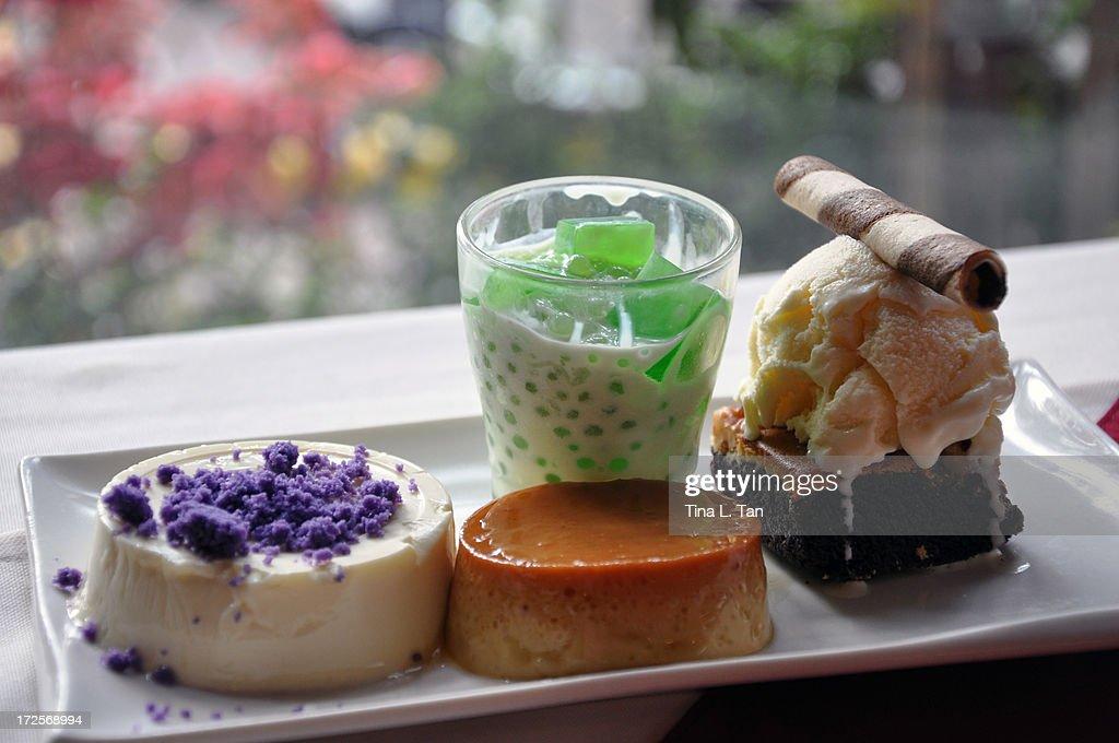 Filipino Desserts Stock Photo - Getty Images