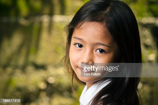 filipino girl high res stock photo getty images