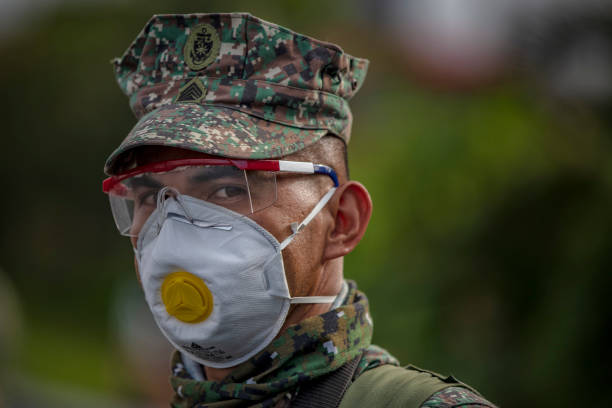 PHL: Northern Philippines Under Lockdown As The Coronavirus Continue To Spread