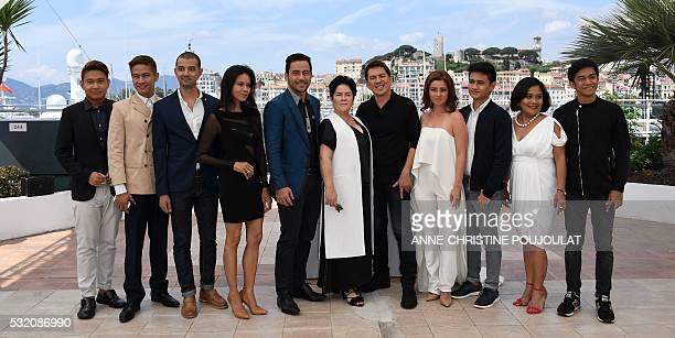 Filipino screenwriter Troy Espiritu Filipino producer Loreto Larry Valenzona Filipino actor John Paul Duray Filipino actress Maria Isabel Lopez...